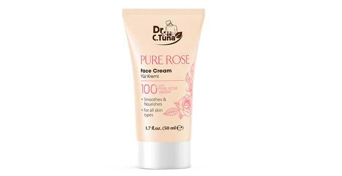 Dr. C. Tuna Pure Rose Yüz Kremi
